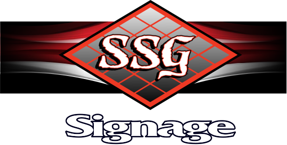 ssg signage anything s possible